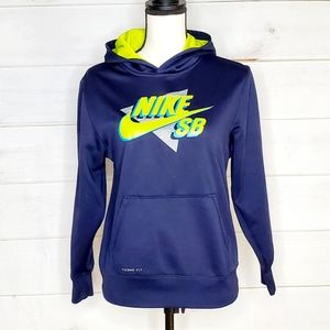 NIKE SB Therma-Fit Youth Pullover Hoodie
